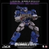 Transformers Bumblebee DLX Scale Collectible Series Soundwave and Ravage