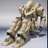 Gasaraki Robot Spirits Tactical Armor Type 17 Raiden