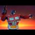Transformers G1 Museum Scale Optimus Prime Statue