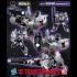 Transformers Furai Model 14 Megatron IDW Version Model Kit