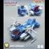 Vecma Head Warrior VS-06 Sea Dragon