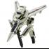Macross Saga Retro Transformable Collection VF-1S Roy Focker Variable Fighter | 1:100 Scale