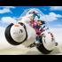 S.H. Figuarts Dragon Ball Bulma's Capsule No.9 Bike