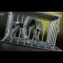 Ocular Max Perfection Series RMX-01C Jaguar Cel and Cage Set of 2