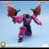 Vecma Head Warrior VS-04 Inspiration Bat
