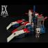 EX09 Ford Metallic Edition   Zeta Toys