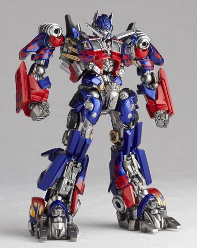 Revoltech - Sci-Fi 030 - Transformers Optimus Prime