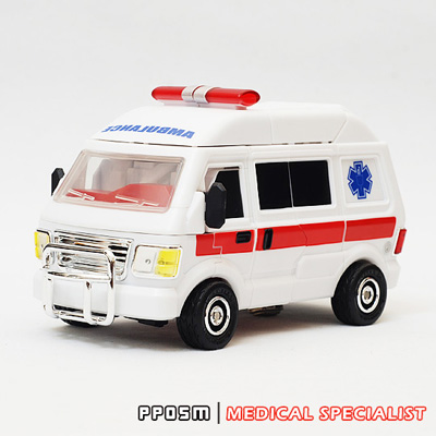 iGear - PP05M - Medical Specialist
