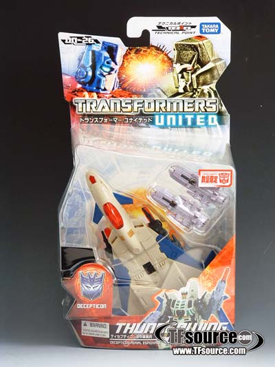 Transformers United - UN-26 Thunderwing
