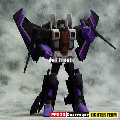 iGear - PP03D - Seeker Destroyer
