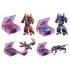Transformers Generations Japan - TG16 Decepticon Data Disk Set