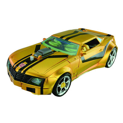 Japanese Transformers Prime - Arms Micron - Gatling Bumblebee - Store Exclusive