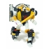 Armada - Wheeljack with Mini-Con Wind Sheer - MOC - 100% Complete