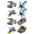 Beast Hunters - Transformers Prime - Deluxe Wave 03 - Factory Sealed Case