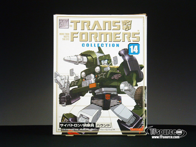 Reissue - Transformers Collection - TFC #14 Hound - MIB - 100% Complete