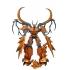 Japanese Transformers Prime - AM-19 - Gaia Unicron - Loose - 100% Complete