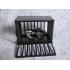 KFC - KP-05 - Cassette Beast Metallic Black Cage