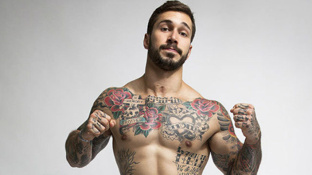 Alex Minsky: A War Veteran Turned Model