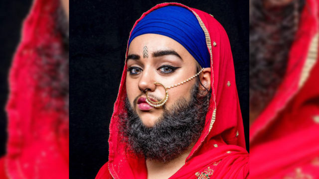 Meet the Bearded Lady Who Is Challenging Beauty Norms