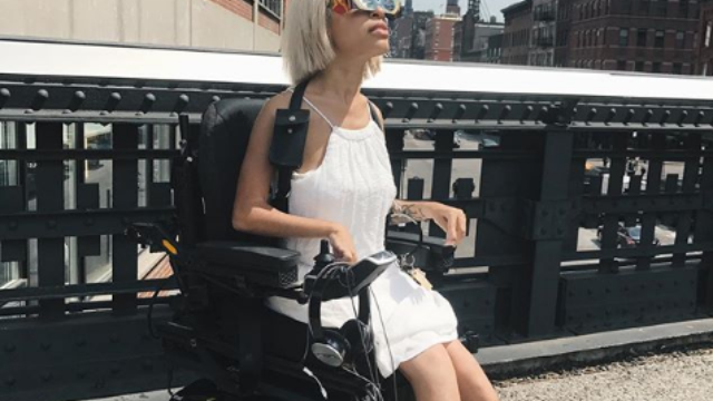 Meet Jillian Mercado: A Model with a Disability