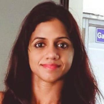 Dr Maya Rathod