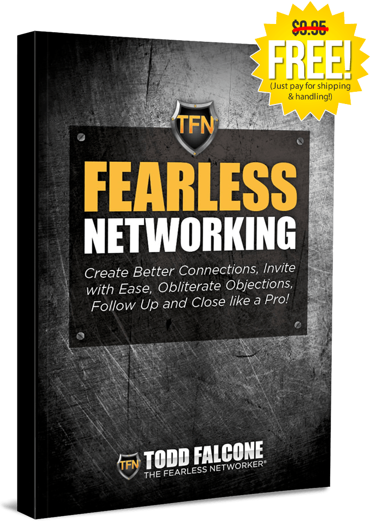 FEARLESS NETWORKING BOOK