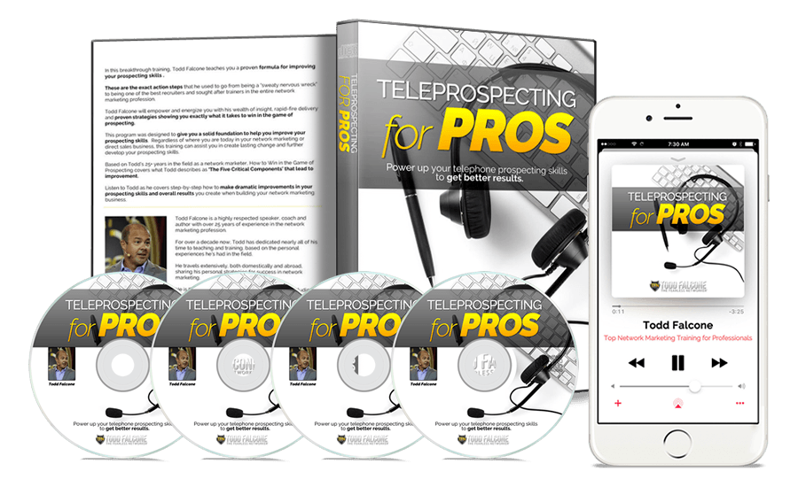 TeleProspecting for Pros