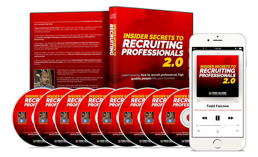 Insider Secrets to Recruiting Professionals