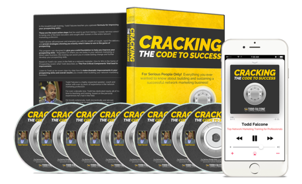 Cracking the Code to Success in Network Marketing