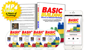 Basic Building Blocks to Network Marketing Success