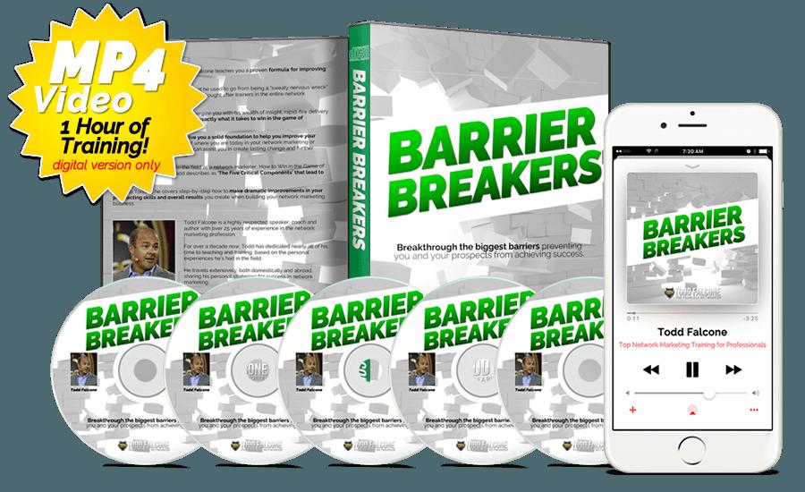 Barrier Breakers