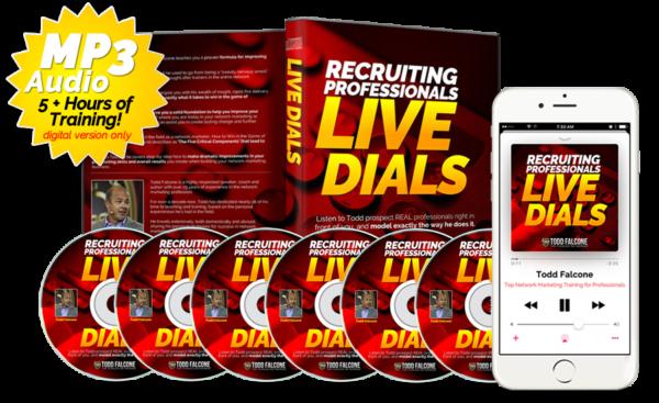 Recruiting Professionals LIVE Dials