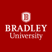 Bradley University school logo