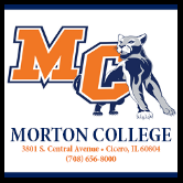 Morton College school logo