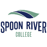 Spoon River College school logo