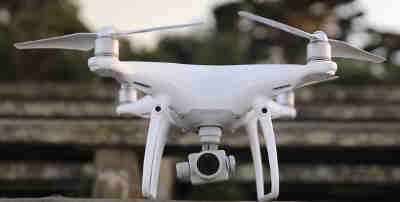 DJI Phantom Pro Quadcopter Drone Review