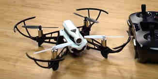 Parrot Mambo FPV Quadcopter Drone Review