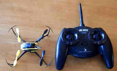 Blade Nano QX RTF Quadcopter Drone Review