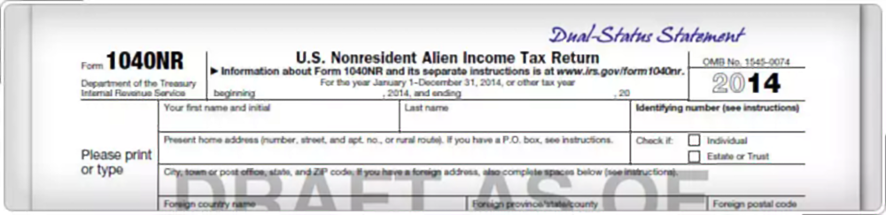 Dual-Status Aliens: How to File Your US Income Tax Return