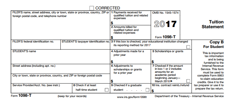 Form 1098-T, Tuition Statement. Understanding Form You Might Need for Your US Tax Return