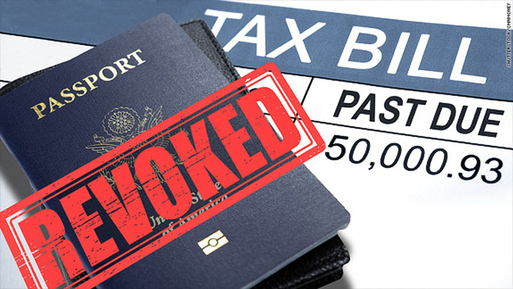 The Other Travel Ban - How The IRS Can Take Your Passport