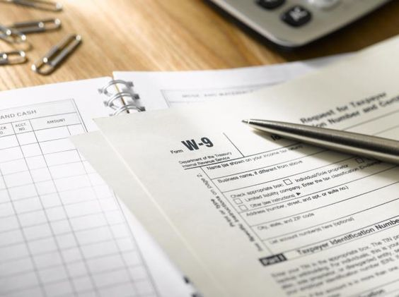 What to do if a bank or online marketplace asks for a W-9/W-8?