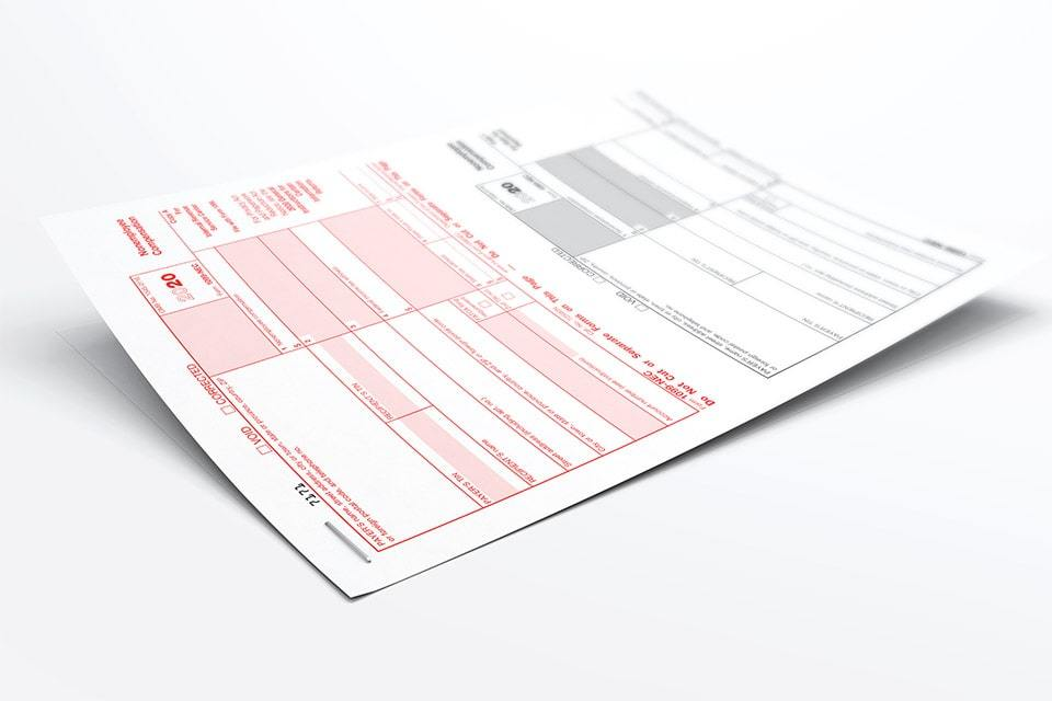 Letter from the IRS about Form 1099-NEC & Form 1096