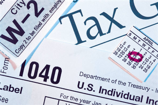 Expat IRS Tax Form Checklist