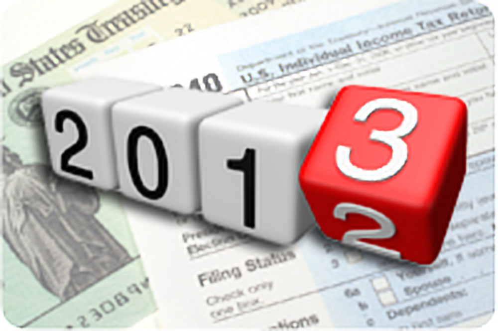 US Expats & IRS - What's New in 2013?
