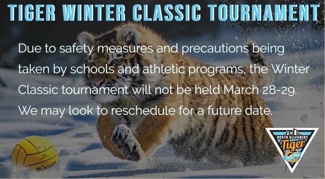 Tiger Winter Classic Tournament