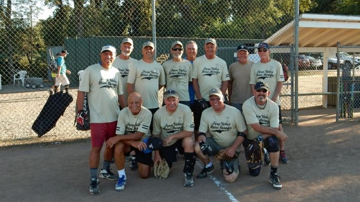 Gold Country Senior Softball - Home