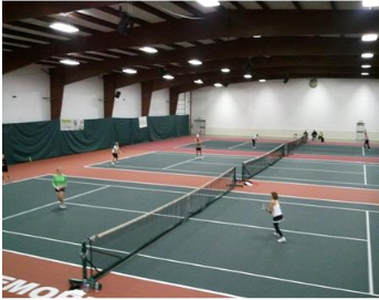 Tennis club in Catonsville Maryland - Forty West Racquet Club