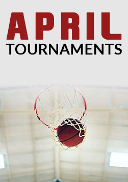 april tournaments