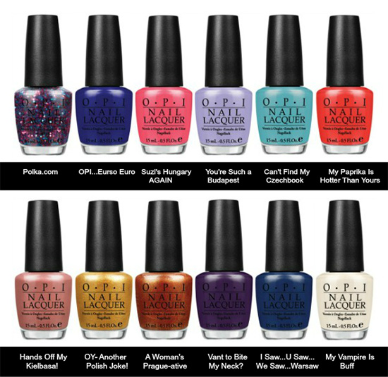 Nail Polish Colors And Nam ~ Albui
